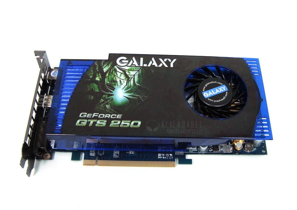 galaxygts250i jpg Galaxy GTS 250 512 MB Review