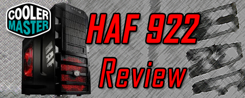 haf 922 review HAF 922 Review