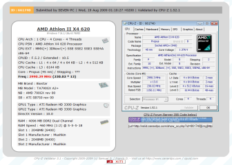 amdathloniix4620 thumb1 L3 cache is unlockable on Athlon II X4 620, benchmarks galore