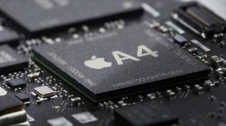 apple a4 silicon1 True Identity of iPad's A4 Processor Revealed ?