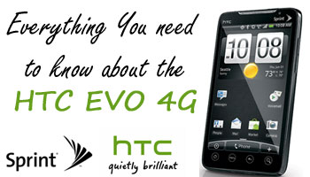 front page Everything you wanted to know about Sprint HTC EVO 4G – Phone Hardware, Price, Plans and Discounts