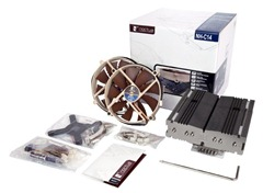 noctua nh c14 7 thumb Noctua presents NH C14 premium cooler