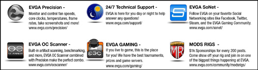 EVGAadvantage EVGAs GTX 550 Ti free performance evaluation