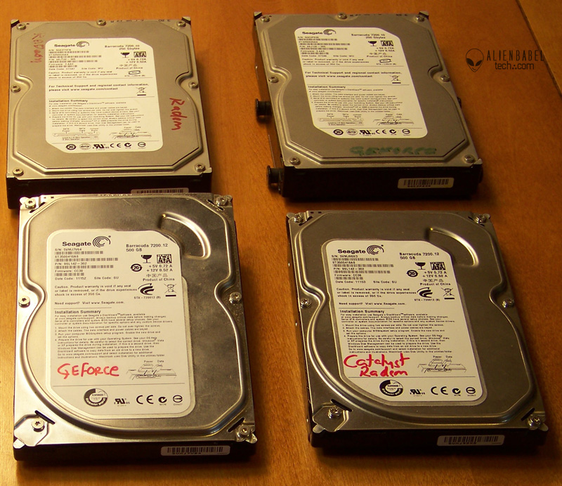 4 HDD Kingston 96GB SSDNow V+100 performance evaluation