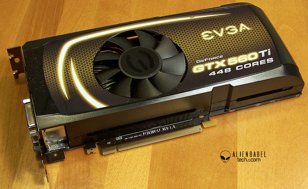 ti448 2 Introducing the new EVGA GTX 560 Ti 448 Core FTW