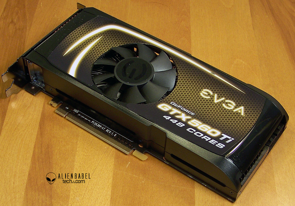 ti448 3 Introducing the new EVGA GTX 560 Ti 448 Core FTW