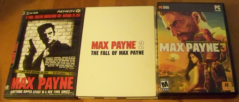 MP1 2 3 Max Payne 3 PC evaluation & FXAA vs. MSAA shootout