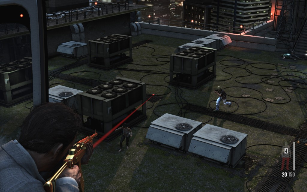 disco COPTER 1 1024x640 Max Payne 3 PC evaluation & FXAA vs. MSAA shootout