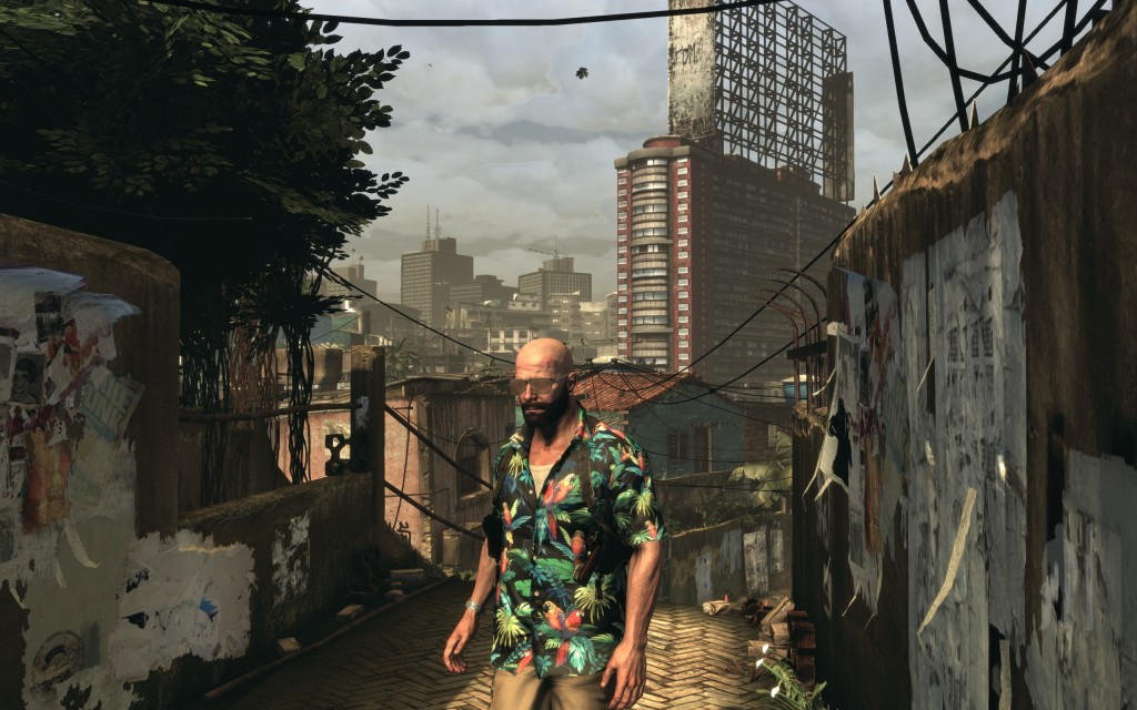 favela 1 1024x640 Max Payne 3 PC evaluation & FXAA vs. MSAA shootout