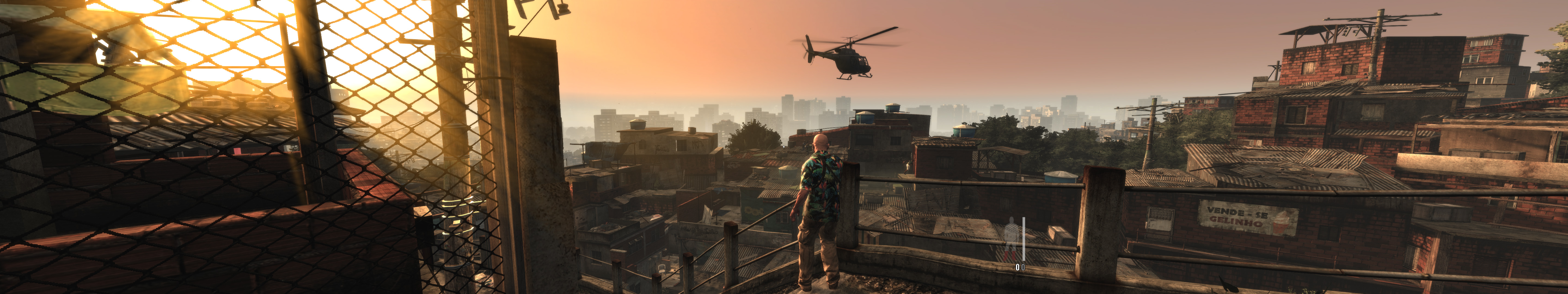 favela 3 Max Payne 3 PC evaluation & FXAA vs. MSAA shootout