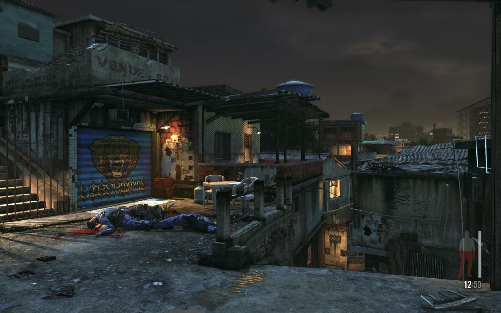 favela 6 1024x640 Max Payne 3 PC evaluation & FXAA vs. MSAA shootout