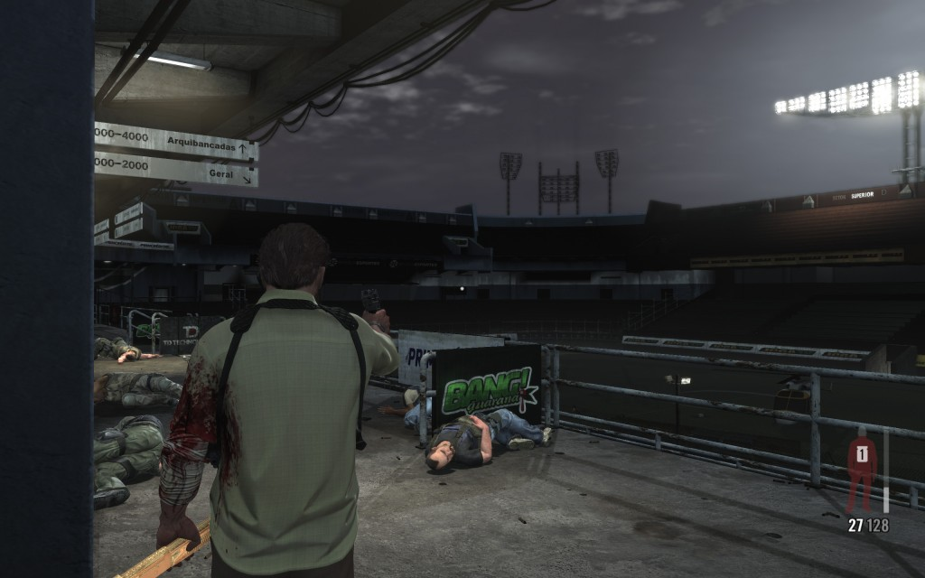 stadium 3 1024x640 Max Payne 3 PC evaluation & FXAA vs. MSAA shootout