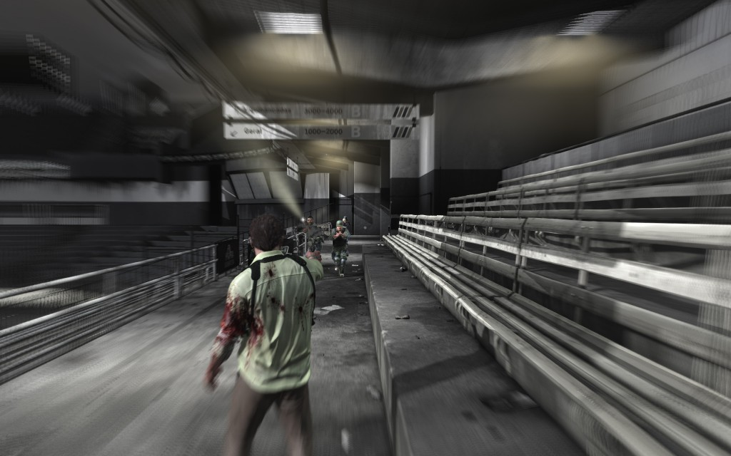 stadium billettime 1024x640 Max Payne 3 PC evaluation & FXAA vs. MSAA shootout