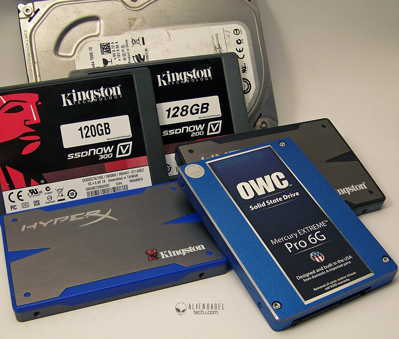 allSDs OWC Premium SandForce Based Mercury Extreme Pro 6G 240GB SSD is Blazing Fast!