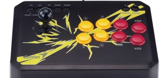 Genius Introduces the F-1000 Arcade Stick